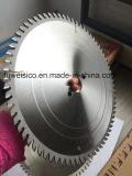 Corte de aluminio Tct Hoja de sierra circular 405X3.6X25.4X120t