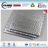 Reflexivo simple / doble papel de aluminio Material de la burbuja de aislamiento