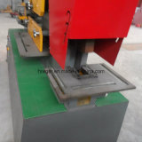 Q35y-16 perforatrice en acier et machine de découpe à profil hydraulique Q35y-16