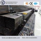 Труба углерода Ss330 круглые черные обожженные стальная/пробка для стола/загородки/стула