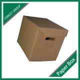 Boîte d'archives de stockage de papier de taille A4