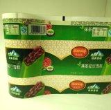 Enveloppes en plastique personnalisées de BOPP pour des Popsicles