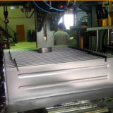 富士電気マレーシアの変圧器の波形のひれの生産ライン