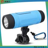 Sports Fahrradfahrrad bluetooth Lautsprecher mit Licht der Energienbank LED für im Freien