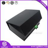 Einfacher schwarzer magnetischer elektronischer Produkt-Handy-Geschenk-Kasten