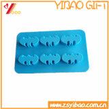 Bandeja de cubo de gelo de silicone de qualidade personalizada para venda