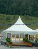 5X5m GartenGazeboPergola Glamping Zelte mit SGS