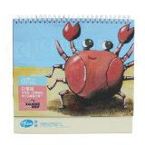 Изготовленный на заказ календар стола/стены для Подарков Компании