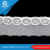 Nylon Net Embroidered Tulle Mesh Lace Trimmings