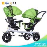 Heißer Verkaufs-paart preiswertes Preis-Baby-Dreirad Baby-Dreirad