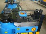 Máquina de dobra inoxidável da tubulação de aço da Único-Cabeça (GM-SB-38NCBA)