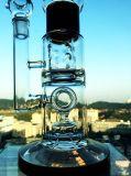 18 Zoll-Glaswasser-Rohr mit Eis-Fangfederblech und Kreis Perc