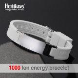 Form-Energie-Silikon-Armband für Geschenk mit Gesundheits-Funktion (20001)