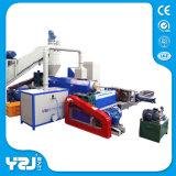 Het Plastiek dat van het afval pp Pelletiserend Machine recycleert