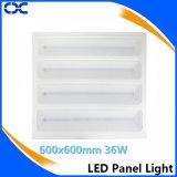 LEDの照明灯のための36W極めて薄く平らな600X600天井