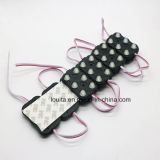 12V 6 chips a prueba de agua SMD 5730 LED módulo