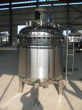 depósito de mistura de aquecimento e arrefecimento