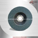 Disc Zirconia allumina con patta con fibra di vetro Backup