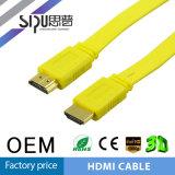 3D TV van de Steun van de Kabel HDMI van de Hoge snelheid van Sipu Vlakke