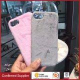 Caja del teléfono de los nuevos productos de silicio terciopelo móvil para el iPhone 7