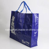 Bolso no tejido de empaquetado reciclado reutilizable del bolso de los PP de las compras del embalaje