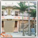 Palm van de Kokosnoot van de Glasvezel van de Palm van Guangzhou de In het groot Plastic Kunstmatige