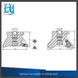 La taglierina del laminatoio di fronte di serie di Emr5r lavora gli accessori della macchina di CNC