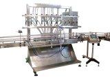 precio de fábrica lineal automática Máquina de Llenado de líquido de la máquina de etiquetado