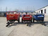 Трейлер трактора мелкого крестьянского хозяйства трейлера гуляя трактора