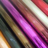 Пэт-пленку алюминия красочные бумаги горячей штамповки