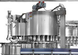 Máquina de etiquetado de relleno monobloque del agua que capsula que se lava mineral