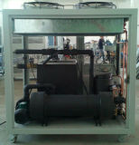 Luft abgekühlter industrieller Kühler des Wasser-5HP
