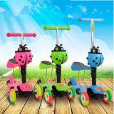 Nueva alta calidad de tres ruedas Scooter Infantil Niños Juguetes para niños Scooter
