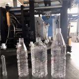 De volledige Automatische Blazende Machine die van de Fles van het Huisdier van 2 Holten Plastic Fles maken