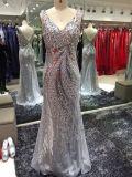 Верхний нормальный размер платья вечера UK4-12 сбывания