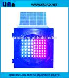 Indicatore luminoso infiammante solare giallo/rosso del fornitore della Cina di segnale