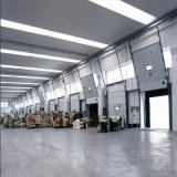 Elektrisches PU-Stahlpanel-automatische Garage-Tür