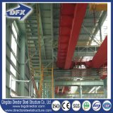 Struttura d'acciaio della costruzione di fabbricazione delle fabbriche d'acciaio del magazzino