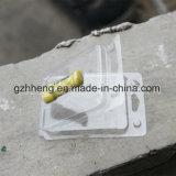 жара - загерметизированные прикрепленные на петлях волдыри clamshells двойные сделанные в Китае