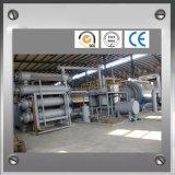 Resíduos de pirólise dos pneus fábrica contínua com a marcação CE, a SGS, ISO