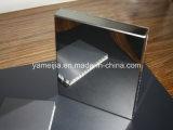 Final del espejo el 304/316 panel del panal del acero inoxidable para las fachadas de la pared exterior