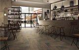 Bauholz-Holz glasig-glänzende Porzellan-Fliese für Wand und Fußboden (LF05)