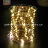 Controle Remoto 200 Micro Starry LEDs em Silver Extra Thin Copper Wire Wedding Centerpiece ou Decoração de Mesa