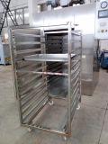Forno de secagem circulante de ar quente industrial para materiais químicos
