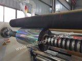 Máquina de corte e rebobinamento de alta velocidade para filme, papel, etiqueta e folha de carimbo
