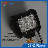 크리 사람 18W LED 자동 램프 Offroad LED 작동 빛 4WD