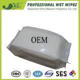 Руки пакета OEM свободно образца Wipes трактира одиночной освежая
