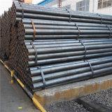 Extremidade chanfrada preta pintada tipo ASTM A500 GR de Youfa. tubulações soldadas