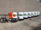 250W/500W Express bicicleta eléctrica/Elektrische Bakfiet/carga eléctrica Trike/Post E Moto triciclo Correo Postal/W Bafang basural Motor, batería en el cuadro