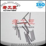 carbure cimenté de tungstène de 100mm Rod avec le miroir poli